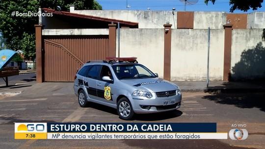 Troca de plantão facilitou estupro de detentas em Pontalina, diz promotor