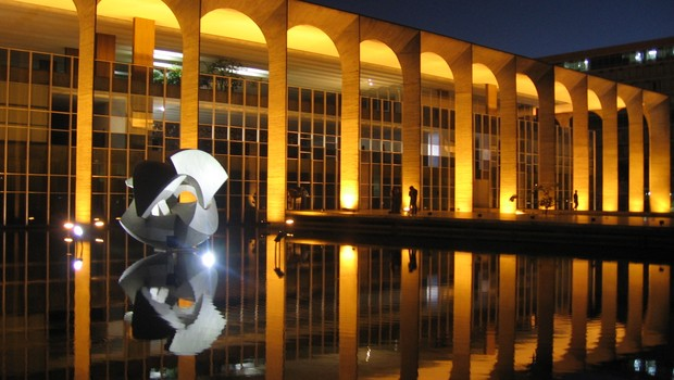 Palácio do Itamaraty (Foto: Wikipedia)