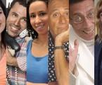 Parte do elenco do novo 'Zorra total' | Divulgação