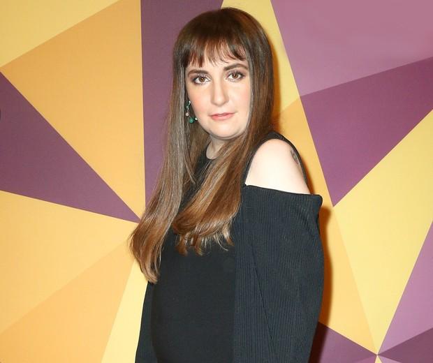 Lena Dunham revela ter retirado o útero para se livrar das dores da endometriose (Foto: Getty Images)
