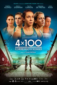 filme 4 x 100 - Correndo Por Um Sonho