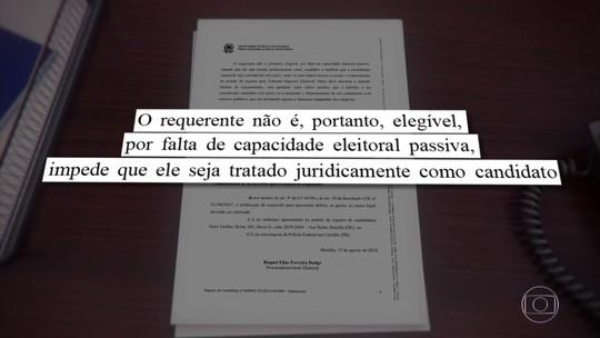 Bolsonaro contesta no TSE o registro da candidatura do ex-presidente Lula