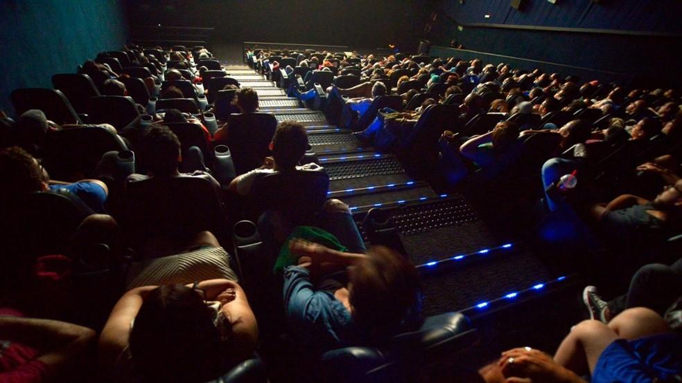 Cinemas seguirão programação própria em cada shoping — Foto: Mano de Carvalho/Fest Aruanda/Divulgação