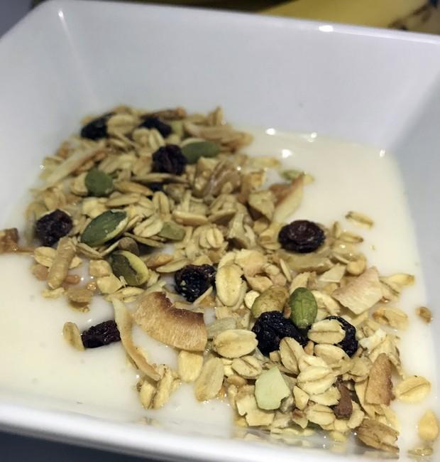 Iogurte vegano de coco (Foto: Divulgação)