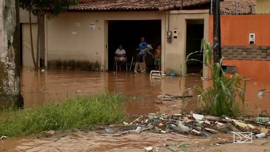 Sobe para 18 número de cidades em situação de emergência no MA