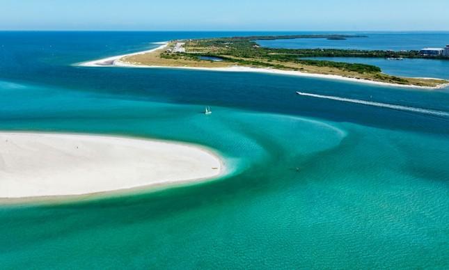 Caladesi Island - Flórida