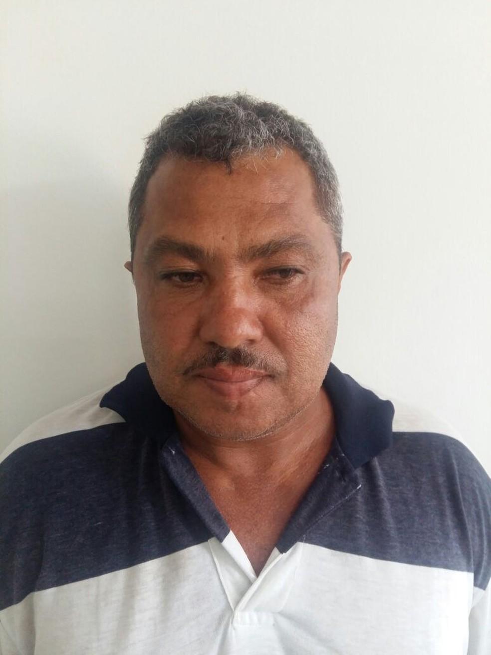 João Maria Rodrigues do Nascimento, 43 anos, suspeito de integrar grupo de extermínio na Grande Natal (Foto: Divulgação/Polícia Civil)