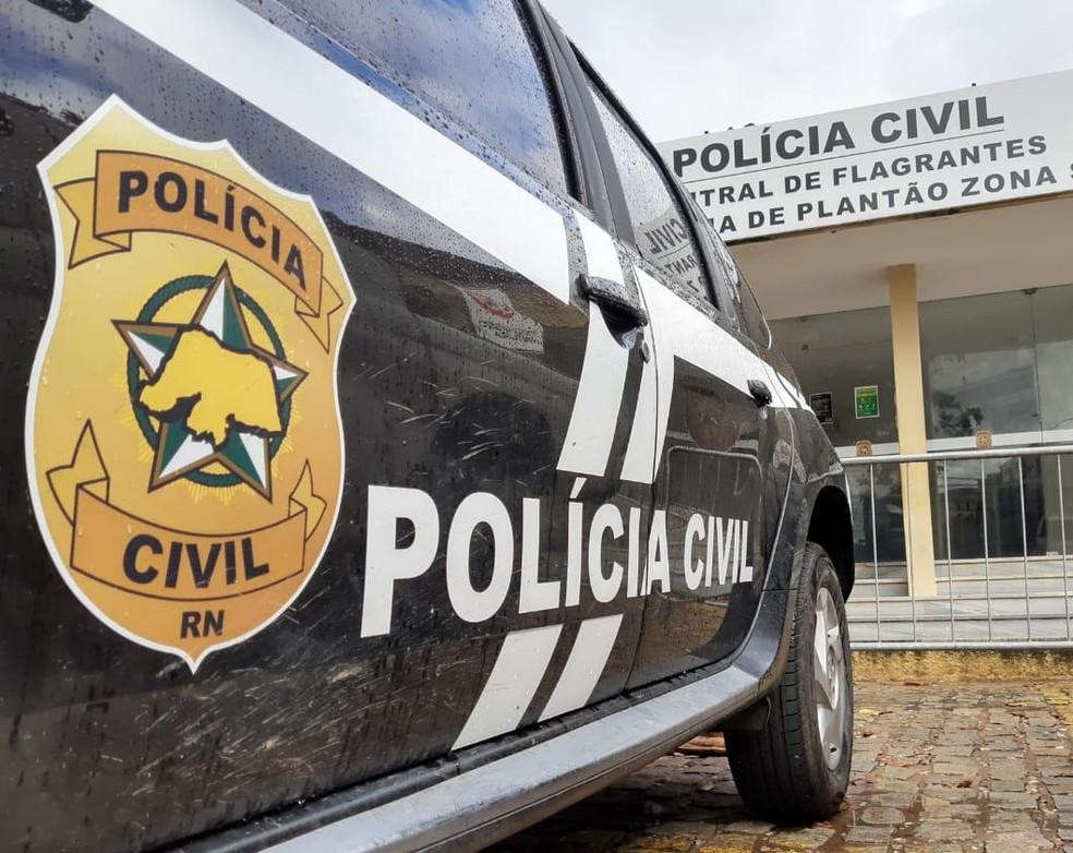 Polícia Civil do RN prende mulher suspeita de tráfico de drogas interestadual — Foto: Sérgio Henrique Santos/Inter TV Cabugi