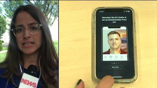 Aplicativo de envelhecimento de foto pode entrar na mira do FBI