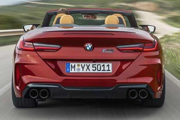 BMW M8 (Foto: Divulgação)