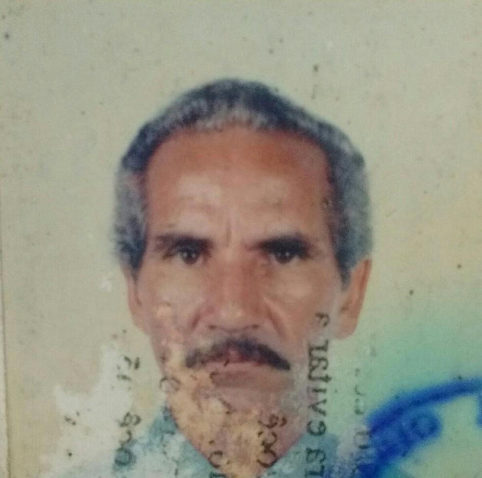 Ademar Araújo foi morto no Ramal Xipamano e teve a cabeça arrancada pelo acusado  (Foto: Arquivo Pessoal)