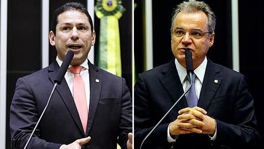Foto: (Luis Macedo e Gustavo Lima/Câmara dos Deputados)