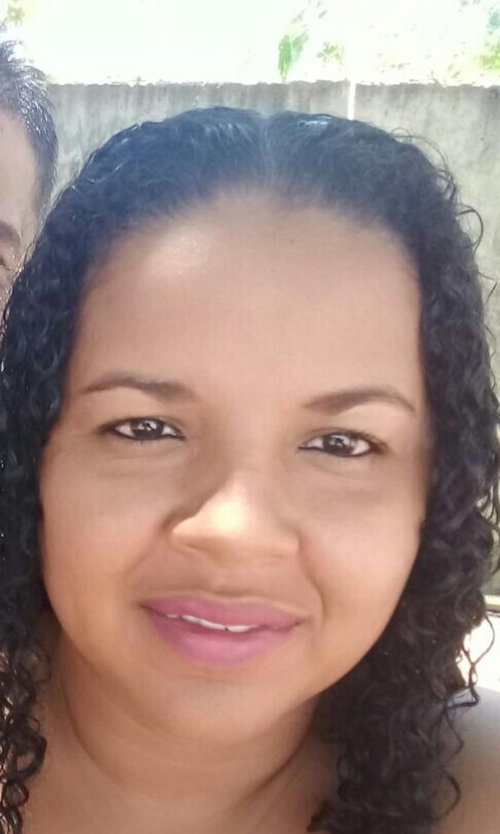 Bianela Dias da Silva, 30 anos, foi morta em quarto de motel — Foto: Facebook/Reprodução
