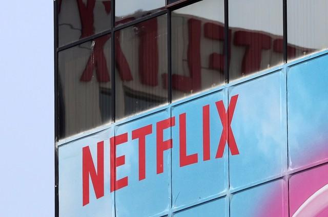 Escritório da Netflix em Los Angeles (Foto: Reuters/Lucy Nicholson)