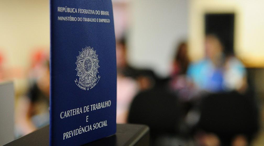 Desemprego: 13,5 milhões de brasileiros encerraram setembro desempregados — Foto: Pedro Ventura / Agência Brasília
