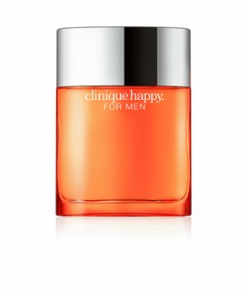 Clinique Happy for Men, cítrico,  50 ml, R$265. Foto: Divulgação
