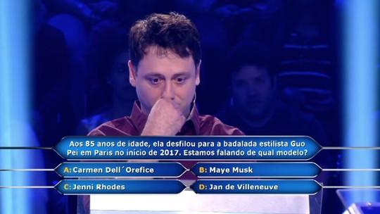 Você acertaria as perguntas mais caras já feitas no 'Milionário'? Faça o teste