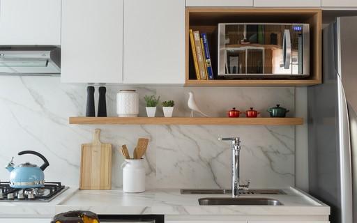 Armários de cozinha: 7 ideias para ter compartimentos ideais
