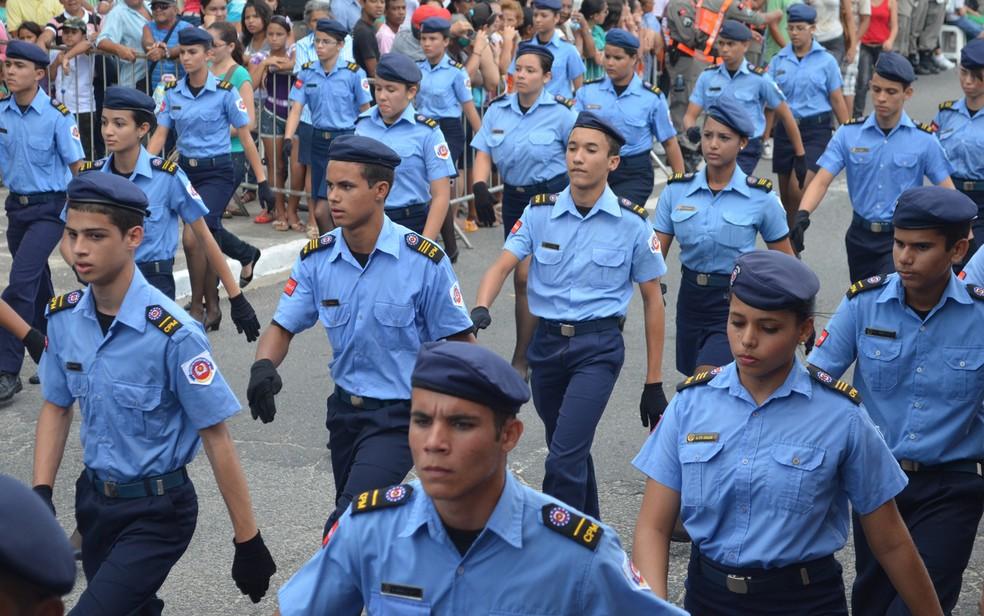 Colégio da Polícia Militar da Paraíba abre 140 vagas para novos alunos   Paraíba   G1