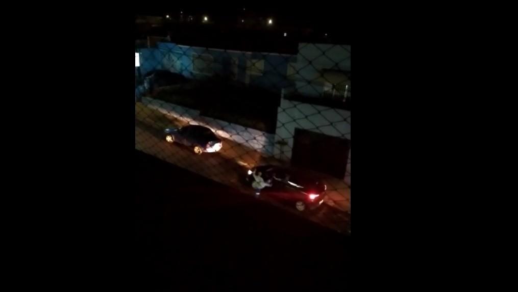 Motorista de aplicativo é agredido por passageiro após desentendimento por causa de corrida, em Guarapuava