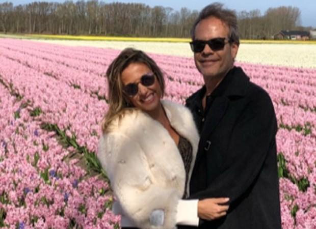 Luisa Mell e o marido, Gilberto Zabarowsky (Foto: Reprodução/Instagram)