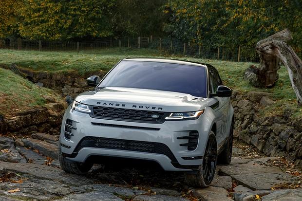Range Rover Evoque 2019 (Foto: Divulgação)