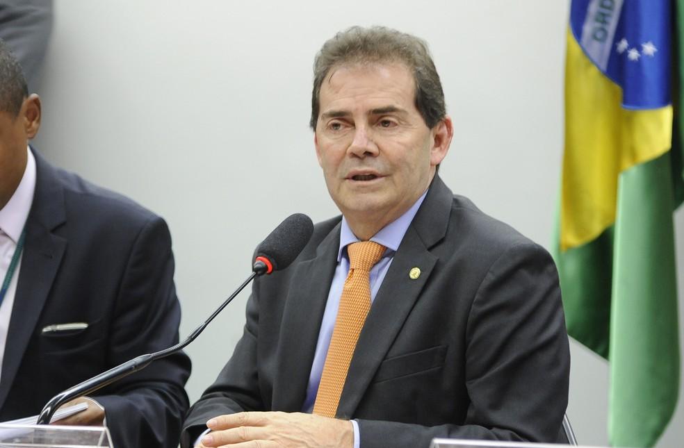 O deputado Paulo Pereira da Silva, o Paulinho da Força (SD-SP), presidente do partido Solidariedade (Foto: Alex Ferreira / Câmara dos Deputados)