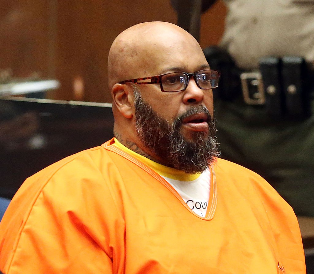 Marion 'Suge' Knight  (Foto: Getty Images)