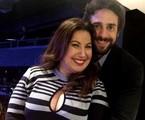 Mariana Xavier e Danilo Sacramento | Arquivo pessoal
