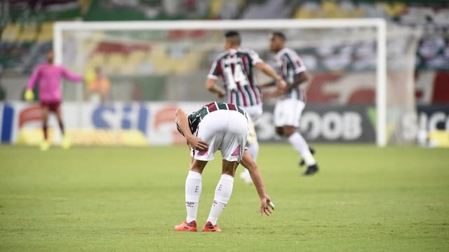 Yago Felipe, Fluminense x Ceará