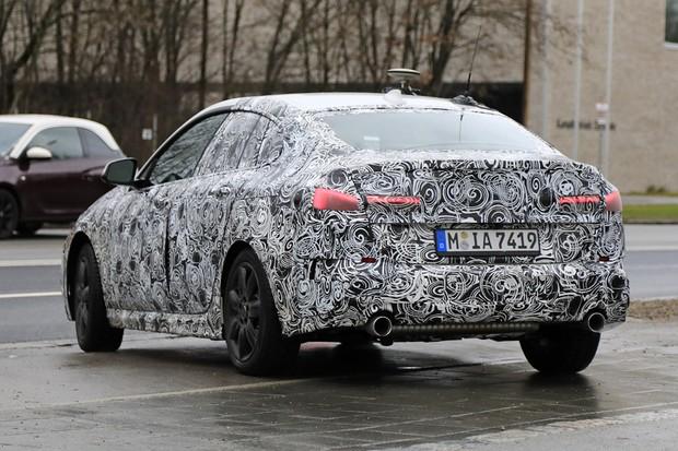 BMW Série 2 Gran Coupe (Foto: Automedia)