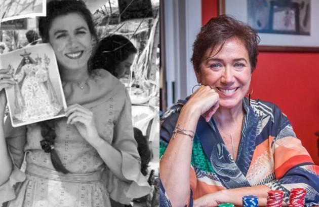 Dona Amorzinho, a personagem de Lilia Cabral. Viúva, estava sempre perto de Perpétua (Joana Fomm). A atriz está escalada para 'A força do querer', próxima novela das 21h da Globo (Foto: TV Globo)