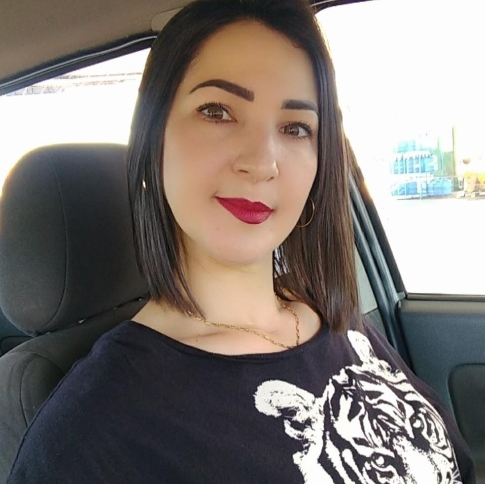 Carmelucia Gava, irmã de Márcia Gava, também foi morta no escritório de advocacia em Porto Velho.  — Foto: Reprodução/Facebook
