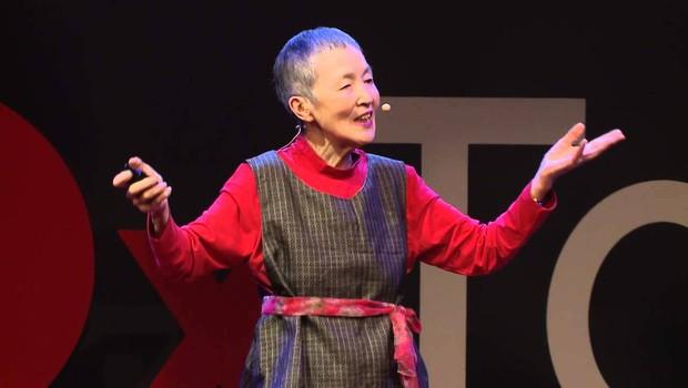 Masako Wakamiya (Foto: Reprodução/Youtube)