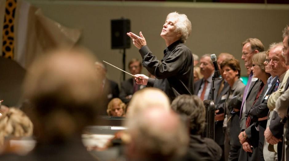 O maestro Roger Nierenberg (Foto: Divulgação)