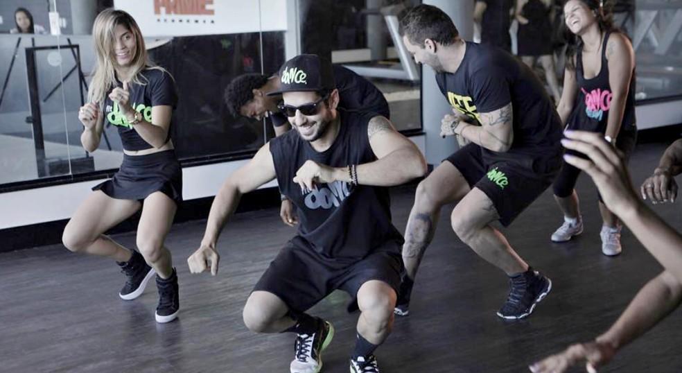 Fit dance — Foto: Reprodução/Fitdance Portal