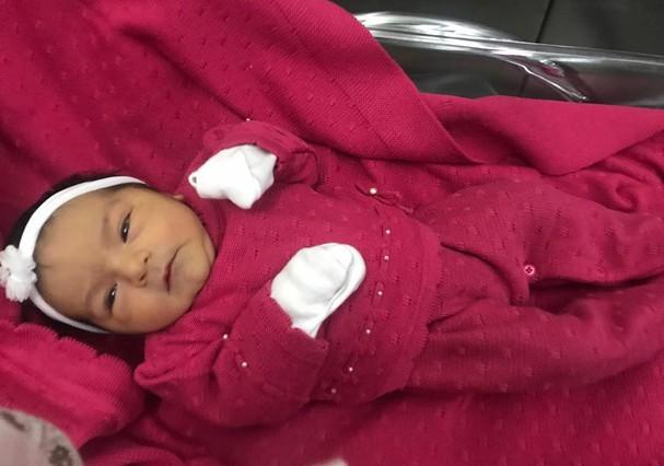Mel, neta de Daniela Mercury (Foto: Instagram/Reprodução)