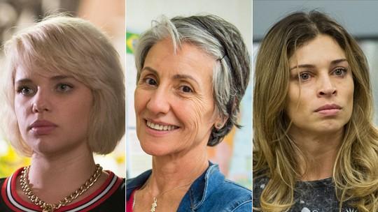 Bruna Linzmeyer,  Cassia Kis e Grazi Massafera são finalistas como Atriz Coadjuvante