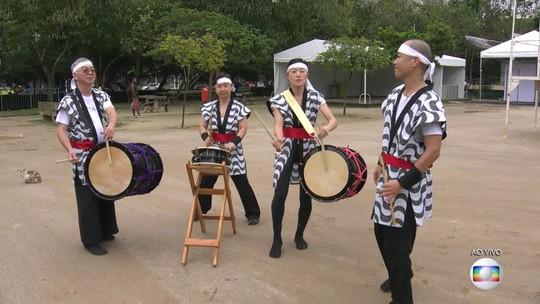 Fim de semana terá festival que celebra a cultura japonesa no Parque do Flamengo