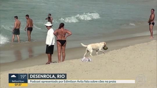 Desenrola, Rio #02: cachorro na praia, pode?