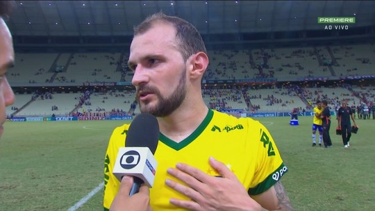 "Marlon analisa derrota tricolor fora de casa e crava: ""Fomos surpreendidos"""