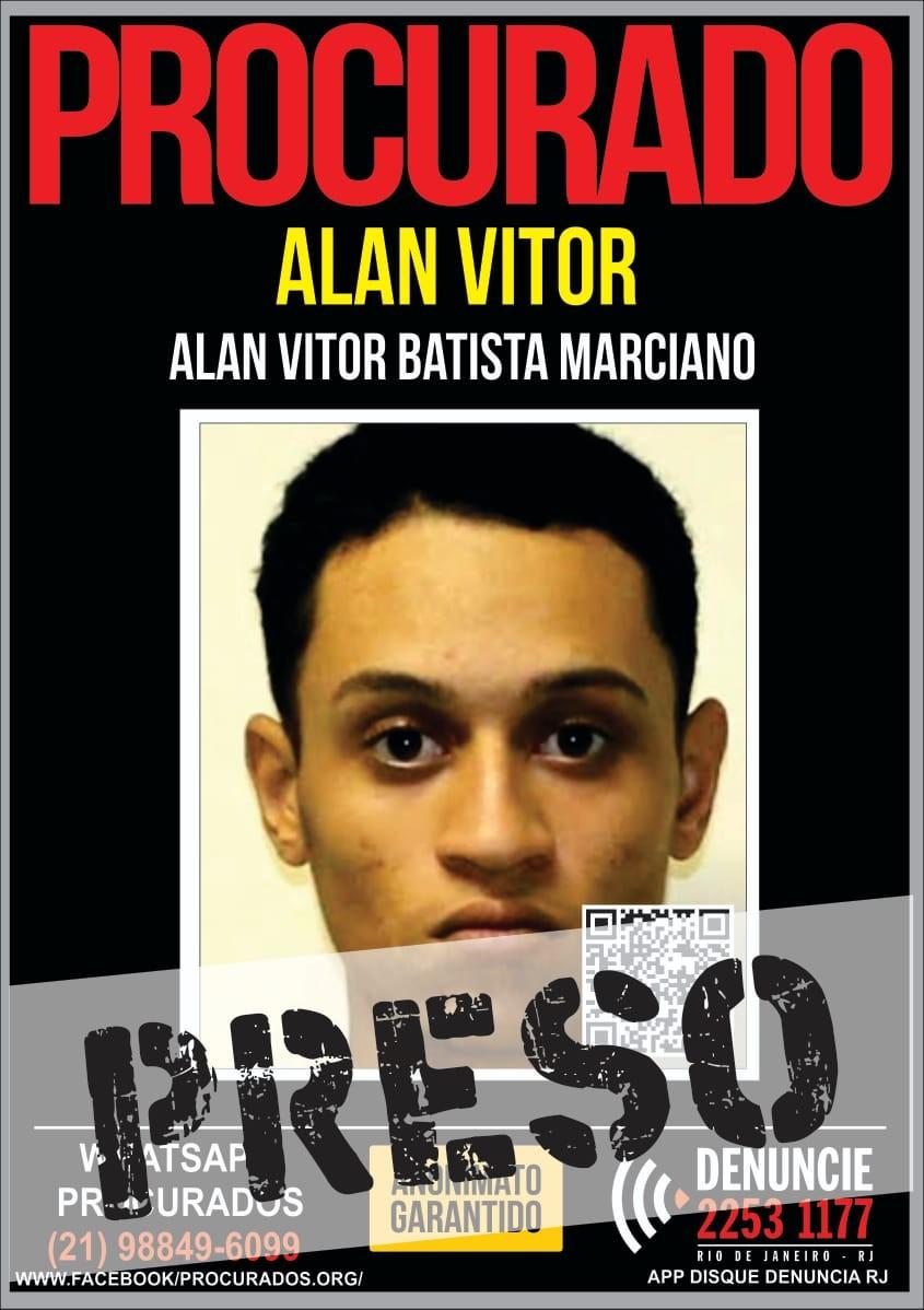 Suspeito de roubar cargas em São Gonçalo, RJ, é preso