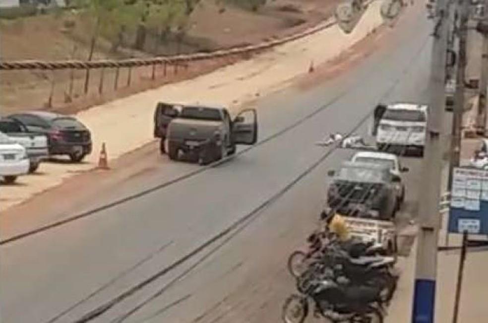 Delegado foi baleado durante abordagem policial (Foto: Polícia Civil/Divulgação)