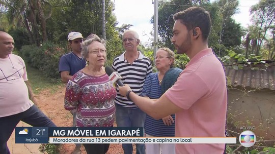 MG Móvel volta a Igarapé