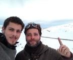 Sacha Bali e Bruno Gagliasso | Arquivo pessoal