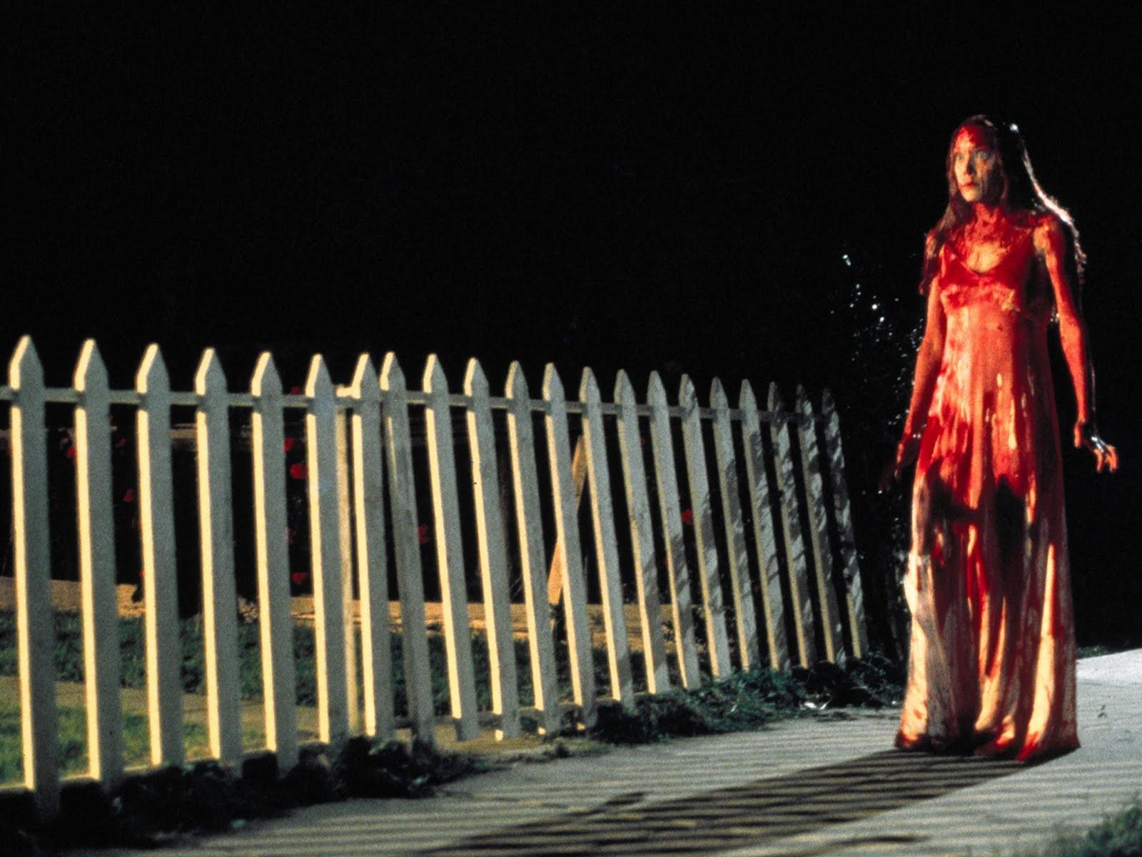 Cena do filme Carrie, a Estranha (Foto: reprodução)