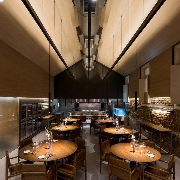 O restaurante Oteque é o novo achado do Botafogo (Foto: Rubens Kato)