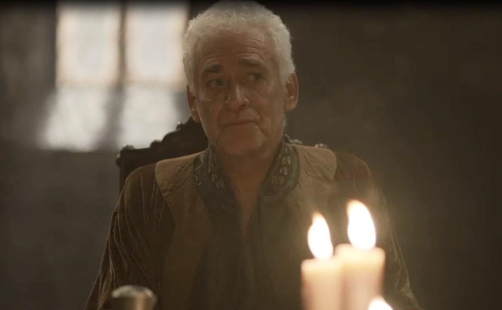 Rei de Alfambres diz que Afonso deve cumprir sua palavra (Foto: TV Globo)