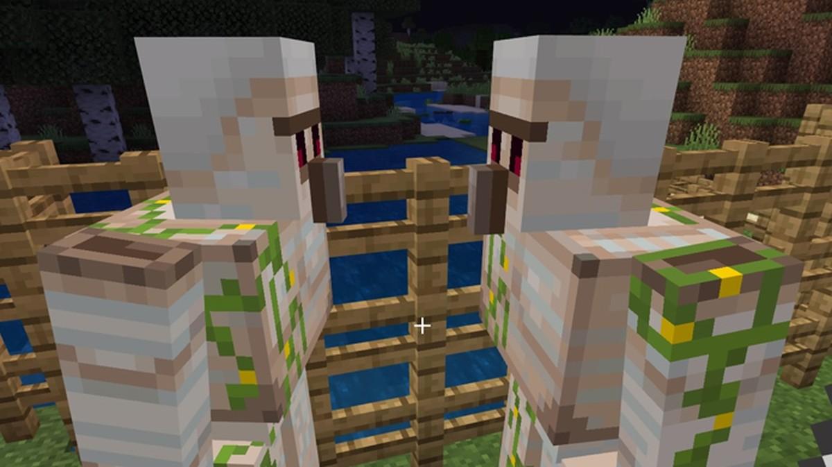 Minecraft: como fazer Iron Golem e Snow Golem no jogo  Jogos de
