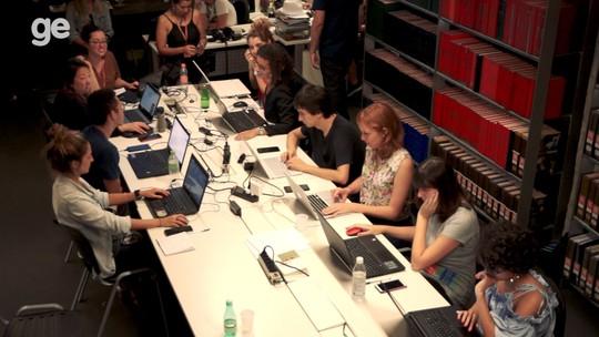 Maratona de edições de verbetes na internet ajuda a ampliar os dados sobre futebol feminino